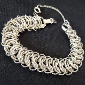 """🎉HP🎉Rare Vintage """"Goldette N.Y.""""  Bracelet"""